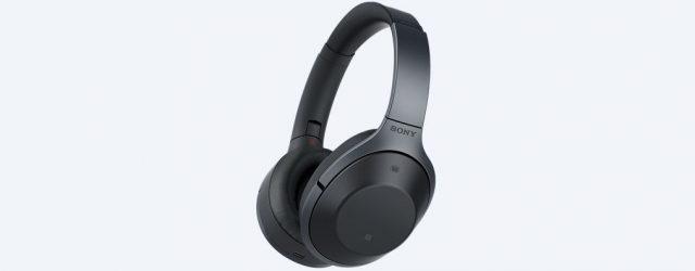 Sony MDR-1000X 1