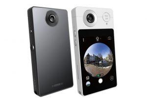 Acer Announces Two 360-Degree Cameras