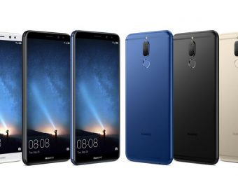 Huawei Mate 10 Lite will Come with Four Cameras