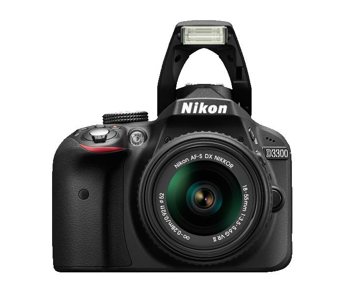 Nikon D3300 DSLR 1