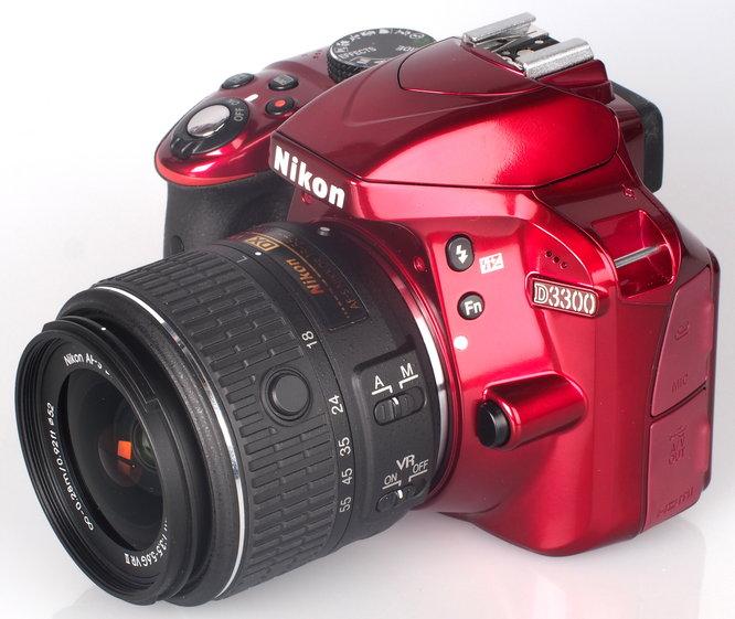 Nikon D3300 DSLR -2