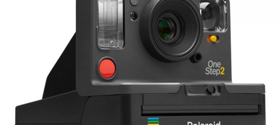 Polaroid Reinvented with Polaroid OneStep 2 , New Camera