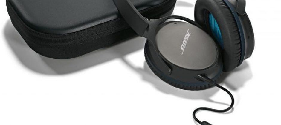 Gadget Review: Bose QuietComfort 25 -Full Analysis