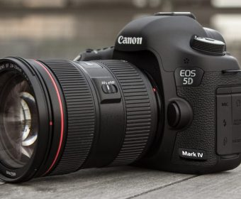 Gadget Review: First Look at Canon EOS 5D Mark IV
