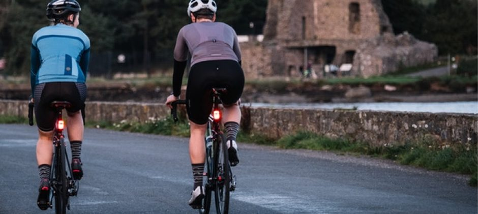 See Sense ACE the Connected Artificial Intelligence Bike Light with a Big Vision