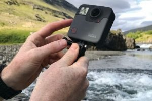 GoPro Fusion Aims to Take 360 Degree Video Mainstream