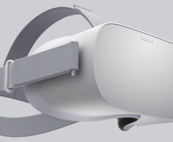 Facebook's VR Headset Oculus Go not Require a Phone or PC
