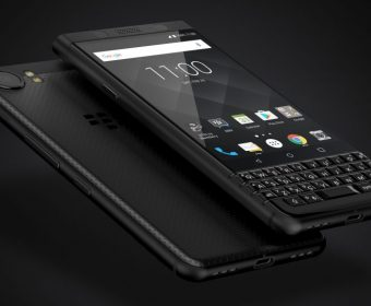 Gadget News: BlackBerry KEYone Black Edition First Look