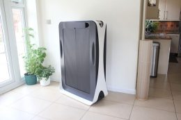 Effie : Machine To Take The Pain Out Of Ironing