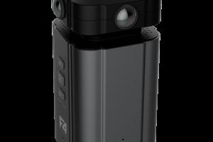 Detu F4 Plus Professional Virtual Reality Panoramic Camera with Live Streaming