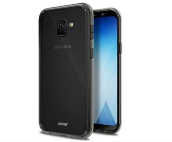 Samsung Galaxy A5 (2018) Case Renders Leaked