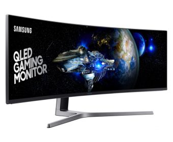 Gadget Reviewed: Samsung CHG90  Stunning 49 Inch Gaming Monitor