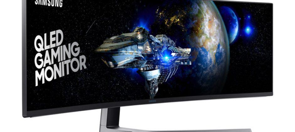 Gadget Reviewed: Samsung CHG90  Stunning 49 Inch Gaming Monitor
