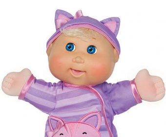 Kids Doll: Cabbage Patch Kids Baby