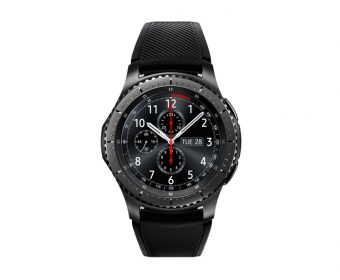 Gadget Reviewed: Samsung Gear S3 Frontier