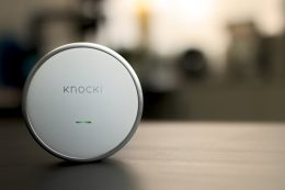 Knocki, A Gadget That Turns Any Surface into a Touch Screen