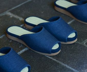 Hospitality Combined With Technology: Self Parking Slippers