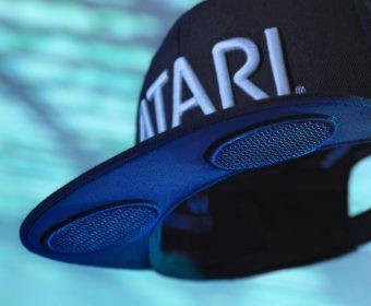 Atari Introduces Speakerhat,  Hat With Speakers