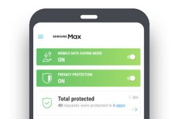 Samsung Launches Samsung Max, a Unique Android Application Offering Mobile Data Saving
