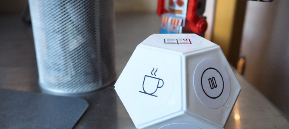 TimeFlip Time Tracking Gadget Simple to Use It