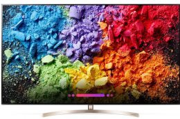 LG introduces new OLED and SUPER UHD HDR TV line-up with ThinQ AI and Dolby Atmos