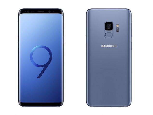 Gadget Samsung Galaxy S9