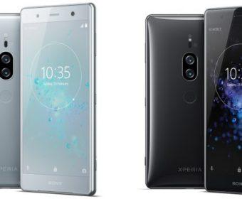 Sony Announces Sony XZ2 Premium Phone with 4K Display, Dual Camera System