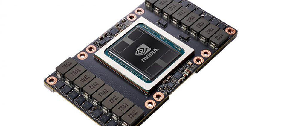 Google Cloud Expands GPU Portfolio with Nvidia Tesla V100