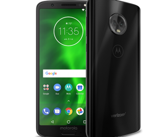 Gadget Reviewed: Moto G6