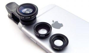 Gadget Gift Ideas smartphone lens