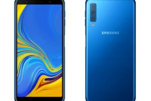 Gadget News: Samsung Galaxy A7 Comes with Three Cameras