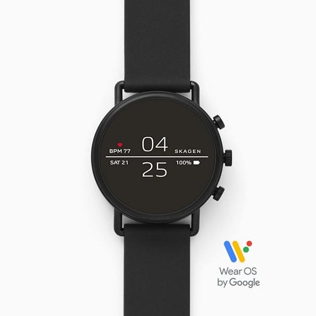Skagen Falster 2 Best Android Wear Watches