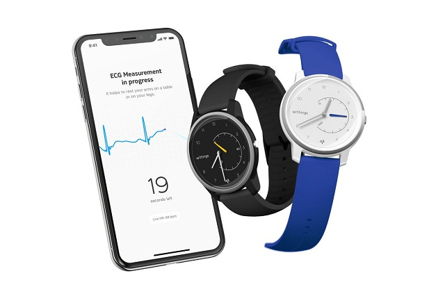 New Gadgets of 2019 Withings Move ECG