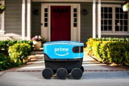 Amazon Scout: An Autonomous Delivery Robot