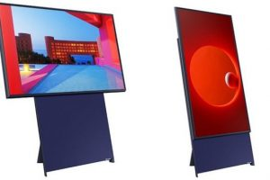 Samsung to Launch a New Vertical TV