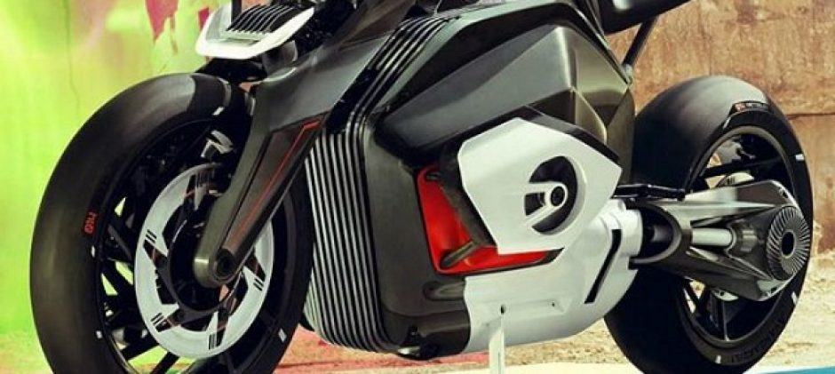 BMW Motorrad Vision DC Roadster Officially Revealed