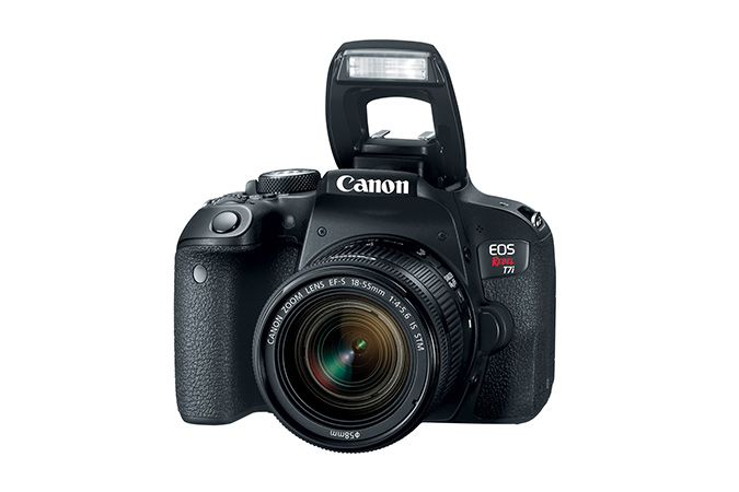 Best DSLR Cameras Canon EOS Rebel T7i
