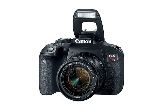 Best DSLR Cameras Canon EOS Rebel T7i