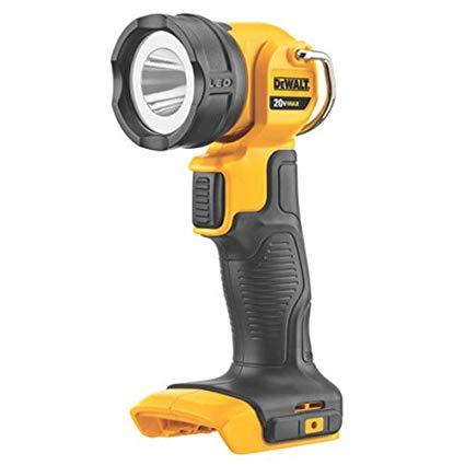 Best Flashlight Review DeWalt DCL040 Max LED