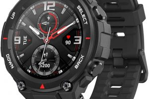 Amazfit T-Rex Price and Specifications