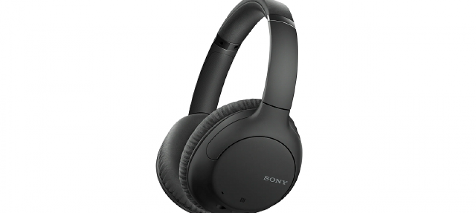 Sony WH-CH710N Wireless Active Noise Cancelling Headphones