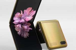 Samsung Galaxy Z Fold 2 With Flexible Display