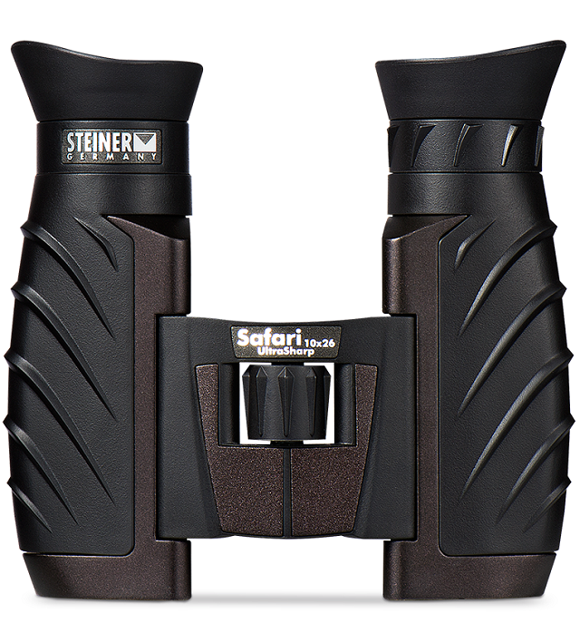 Best Binoculars Steiner 2212 10x 26mm Safari UltraSharp Binocular