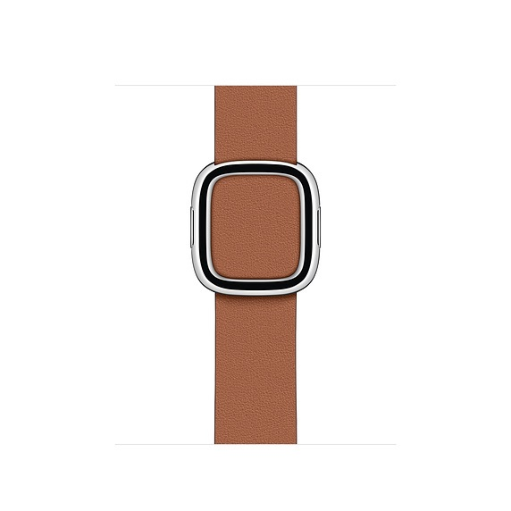 Best Apple Watch Bands Leather with Modern Buckle