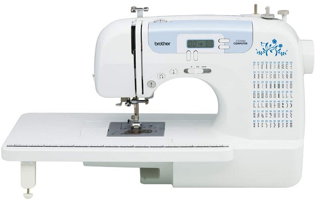 Best Sewing Machine Brother CS7000i