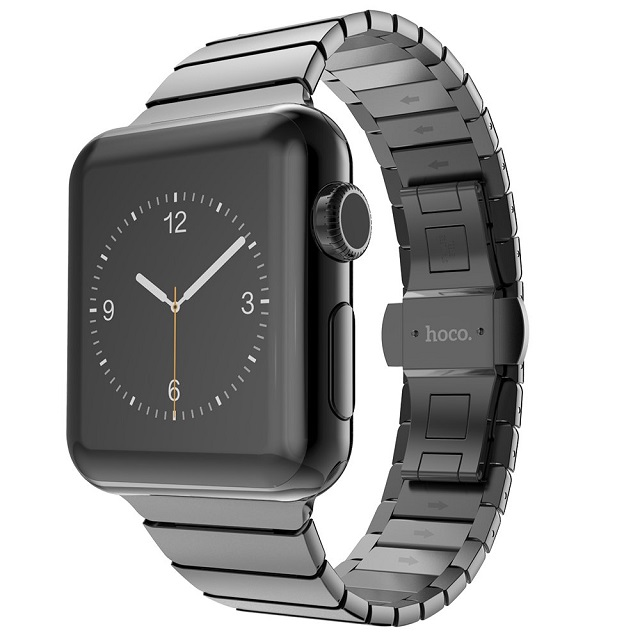 Hoco Original Stainless Steel Strap Bracelet for Apple Watch