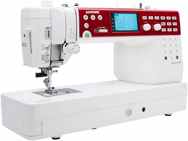Best Sewing Machine Janome MC6650