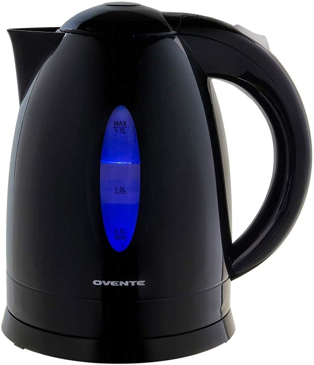 Ovente Electric Water Kettle 1.7 Liter