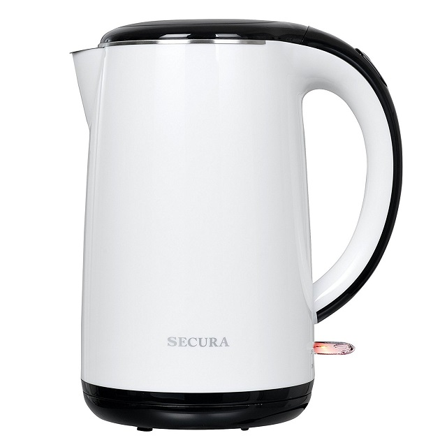 Best Electric Kettle Secura the Original Stainless-Steel Double-Wall