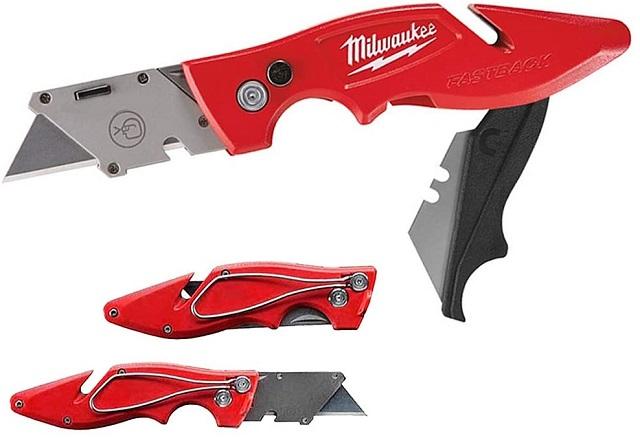 Milwaukee Fastback Folding Knife